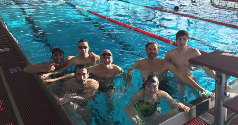 Schwimmen Lehrgang in Frankfurt 13.01. – 14.01.2017