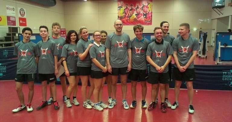 Tischtennis Lehrgang in Grenzau am 24.02. – 26.02.2017