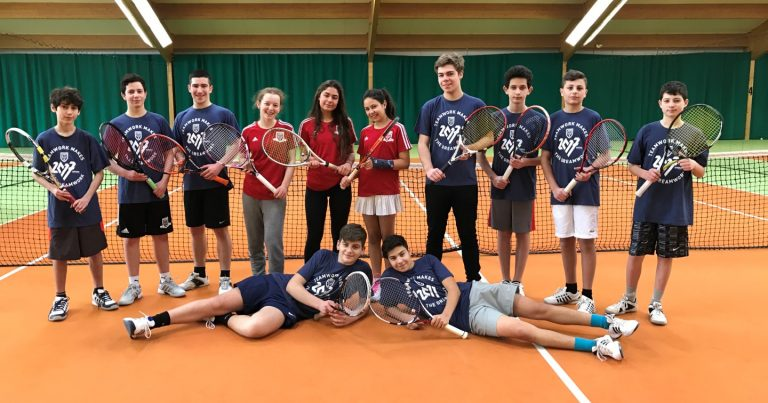 Tennis Junioren Lehrgang in Berlin 03.02. – 05.02.2017