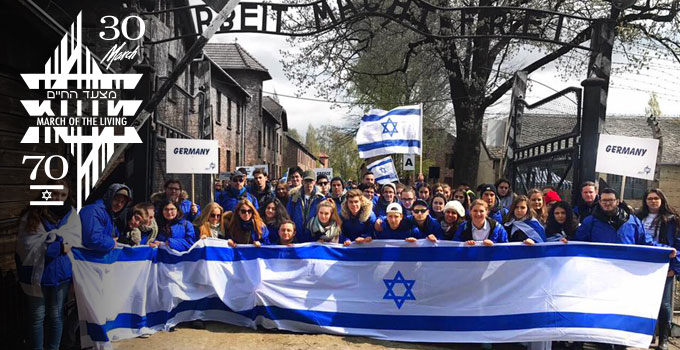 Studienreise nach Polen – March of the Living 2018