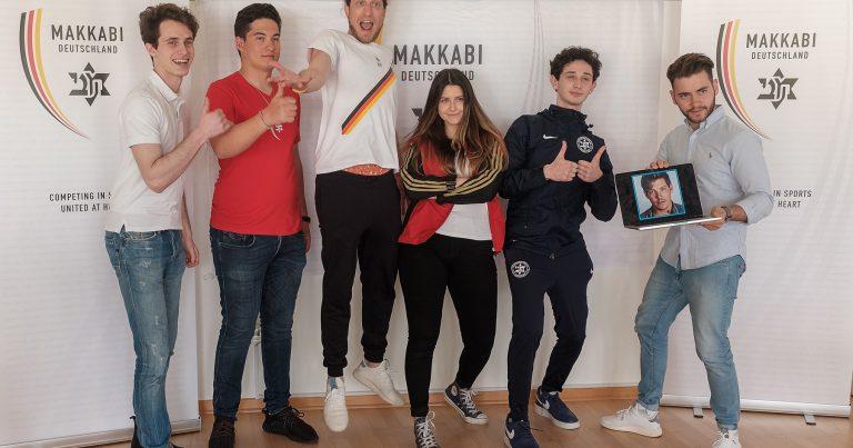 Neu: MAKKABI Deutschland Jugend