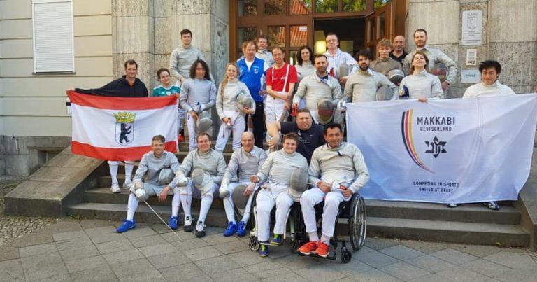 Fechten, Mädchen Basketball, Badminton – TEAM GERMANY IST READY FÜR EUROPA
