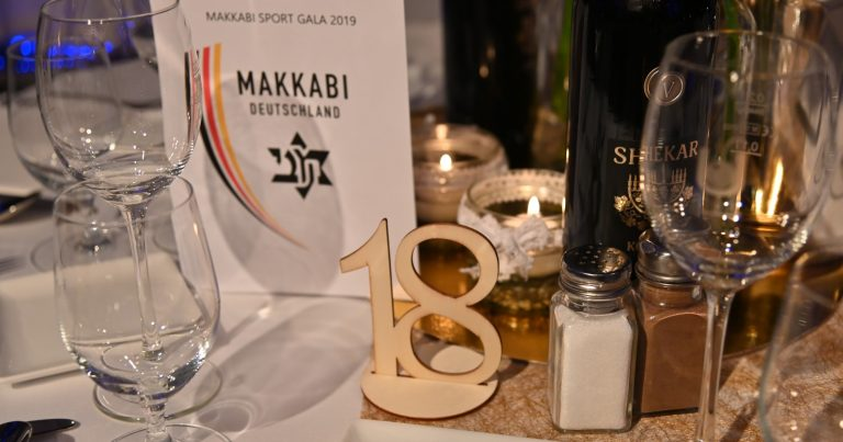 MAKKABI SPORT GALA 2019 Nürnberg