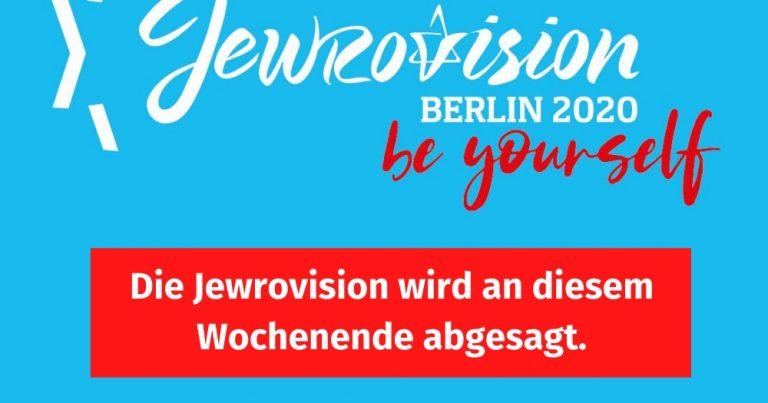 Wichtiger Hinweis zur Jewrovision 2020!!!