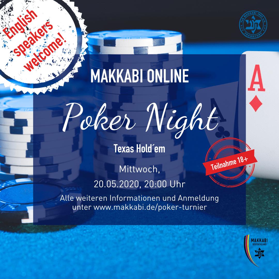 Online Poker Turnier Strategien