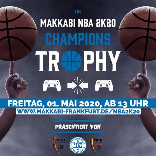 NBA Turnier Flyer
