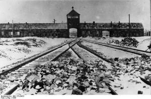 5. KZ-Auschwitz - Birkenau - die Rampe