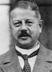 Walther Bensemann 1920